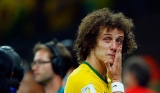 David Luiz, in lacrimi dupa Brazilia - Germania 1-7