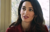 Amal Clooney, captură YouTube