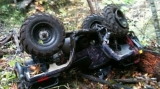 ATV, accident