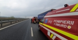 Accident pe A 1