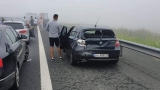 Accident pe A2