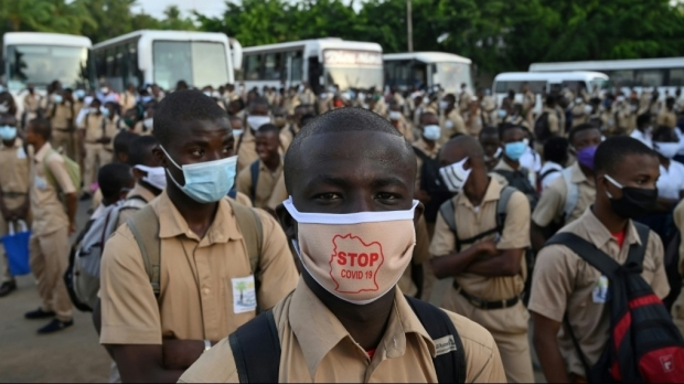 Pandemia in Africa