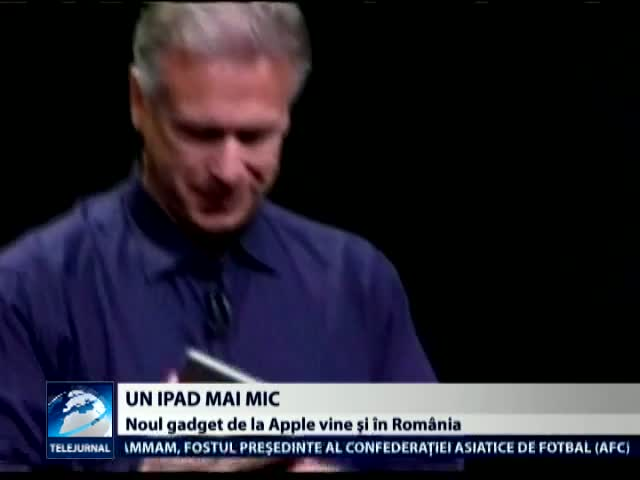 iPad Mini, lansat de Apple