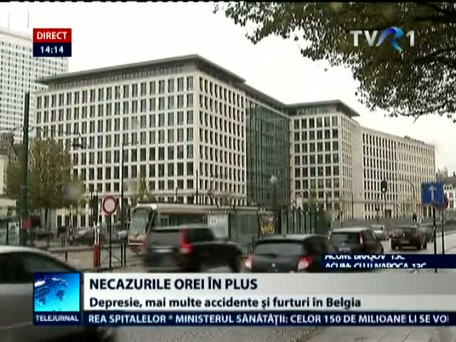 Necazurile orei in plus