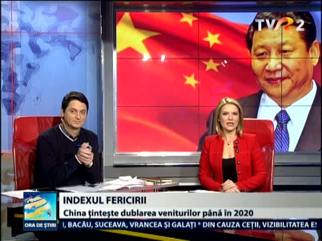China va depasi SUA in 2017