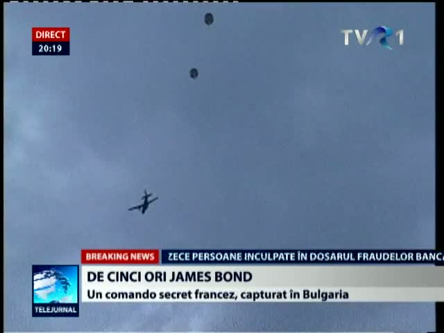 De 5 ori James Bond in Bulgaria