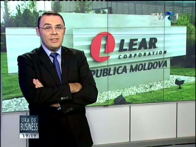 Lear Corporation, in Romania