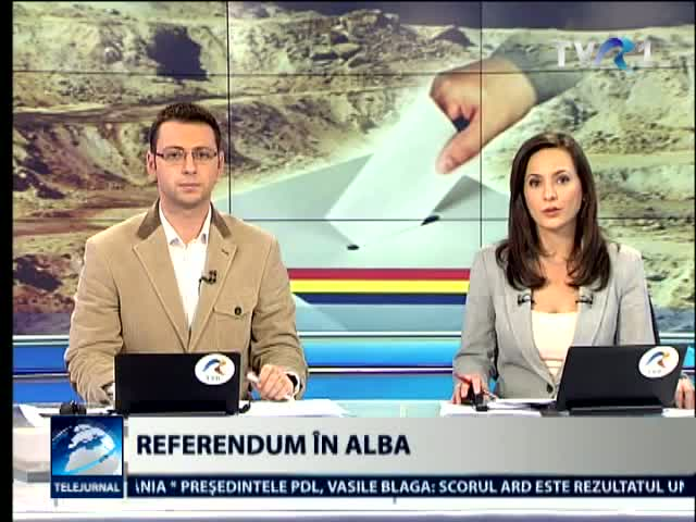 Referendum in Alba