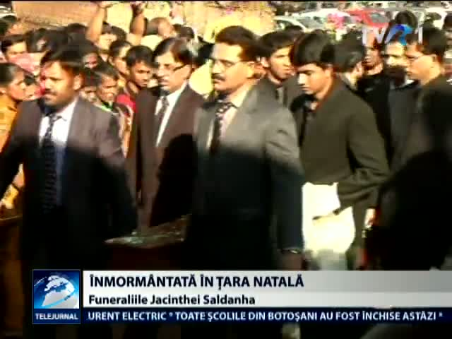 Inmormantata in tara natala