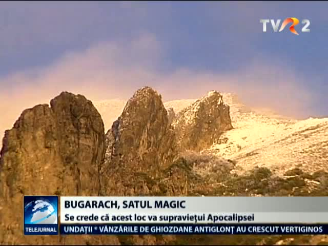 Bugarach, satul magic
