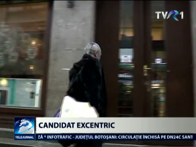 Candidat excentric