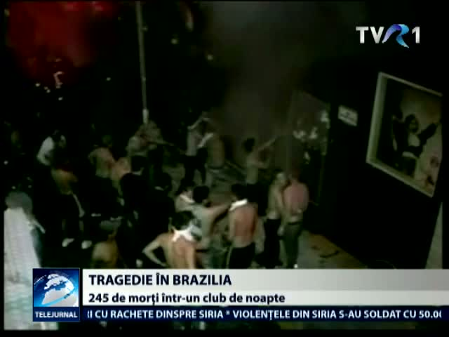 Tragedie in Brazilia