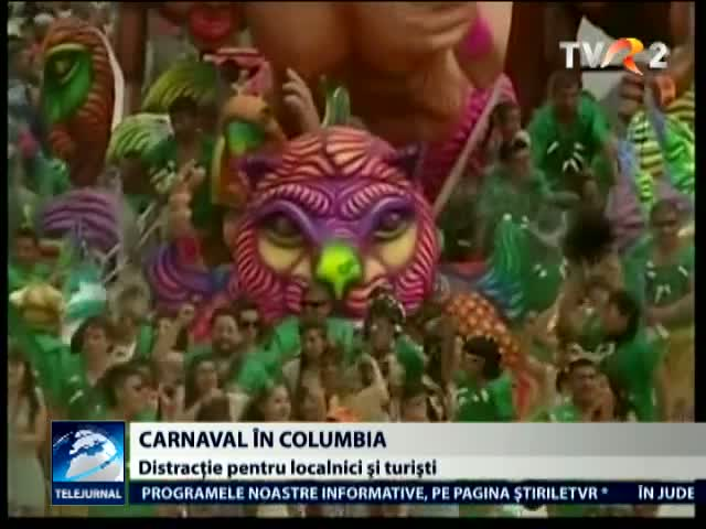 Carnaval in Columbia