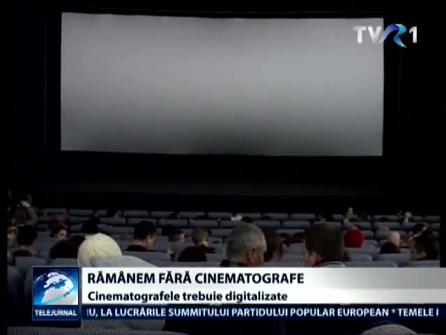 Ramanem fara cinematografe