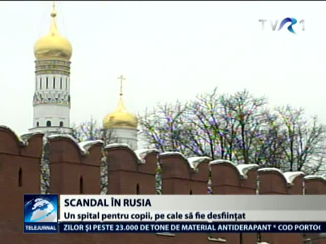 Scandal in Rusia