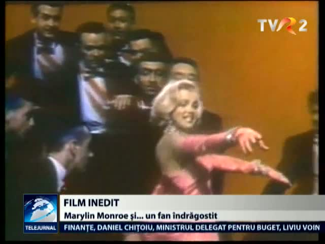 Film inedit cu Marylin Monroe