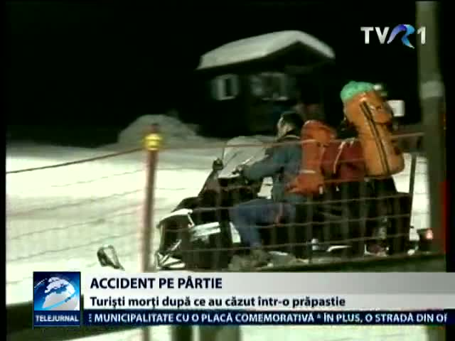 Accident pe partie