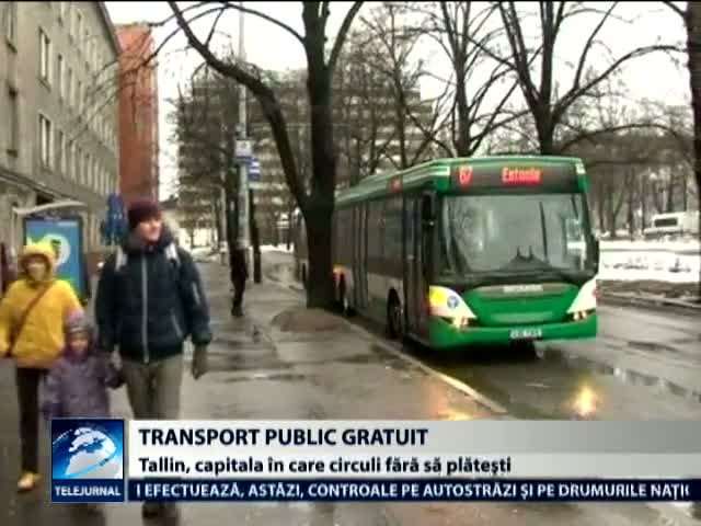 Transport public gratuit