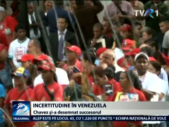 Incertitudine in Venezuela