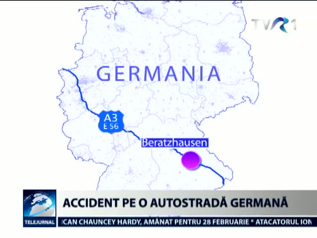 Accident in Germania