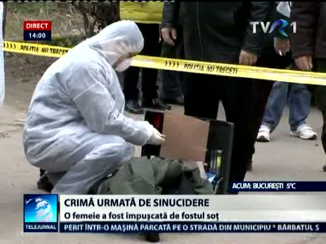 Crima si sinucidere