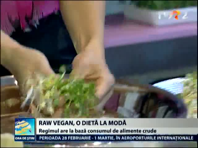 Dieta Raw Vegan