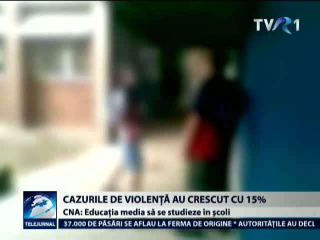 CNA: Educatia media sa se studieze in scoli