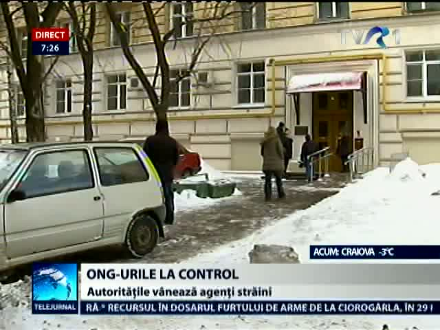ONG-urile la control, in Rusia