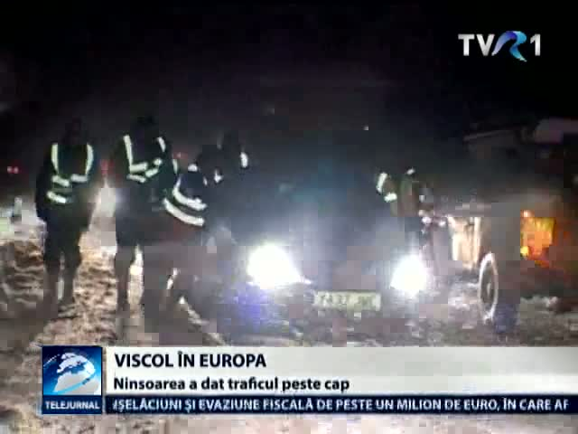 Viscol in Europa