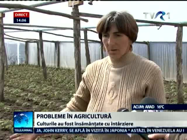 Probleme in agricultura