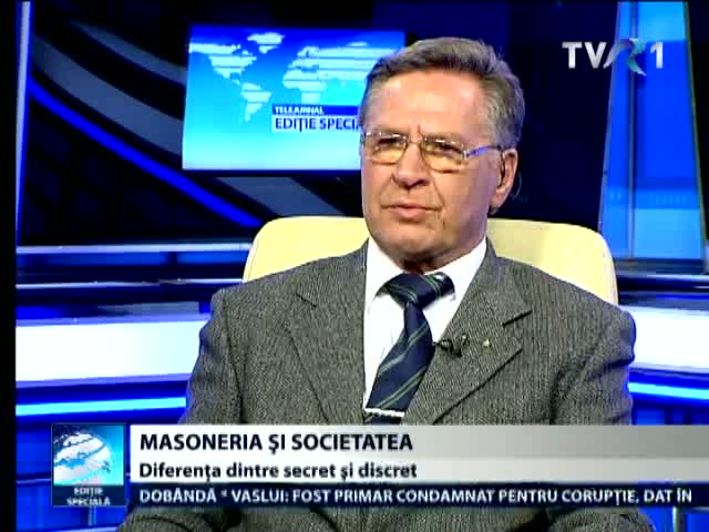 Masoneria si societatea