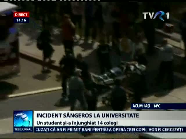 Incident sângeros într-un campus universitar din SUA