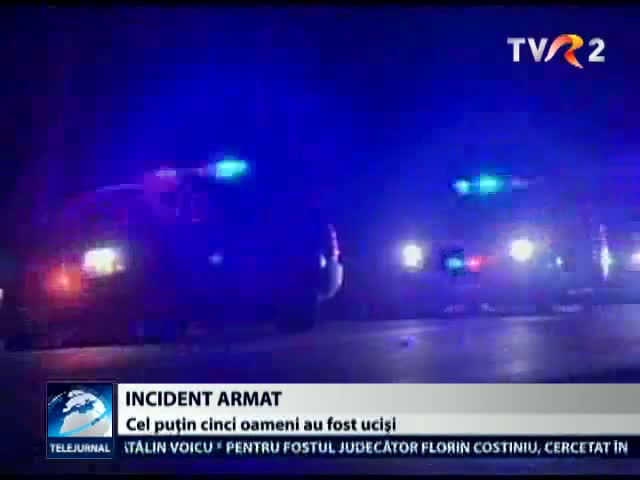 Incident armat la Seattle