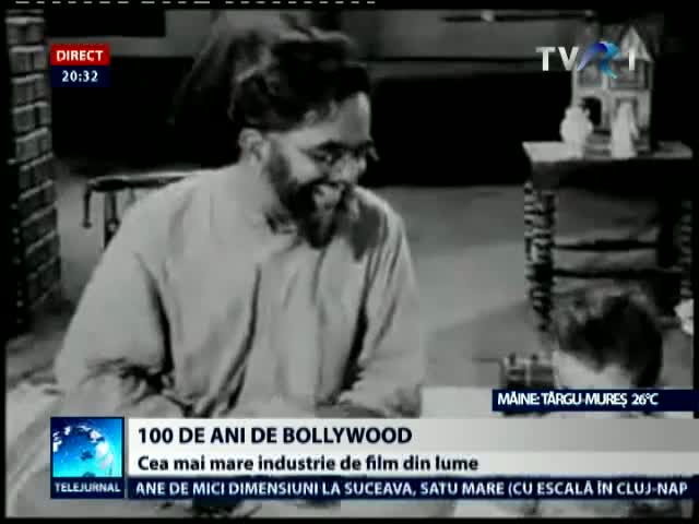 100 de ani de Bollywood