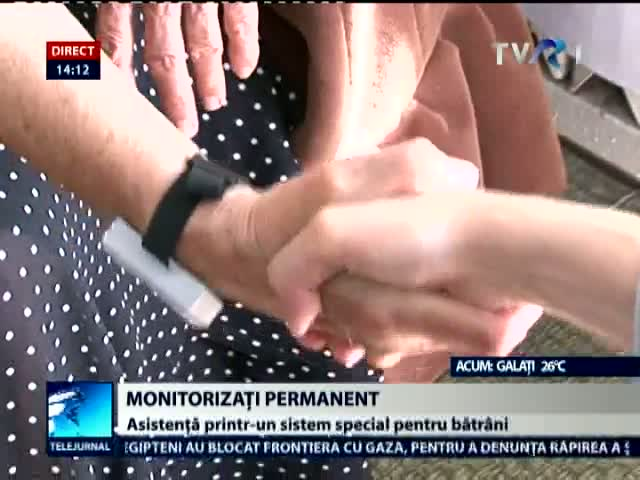 Monitorizaţi permanent