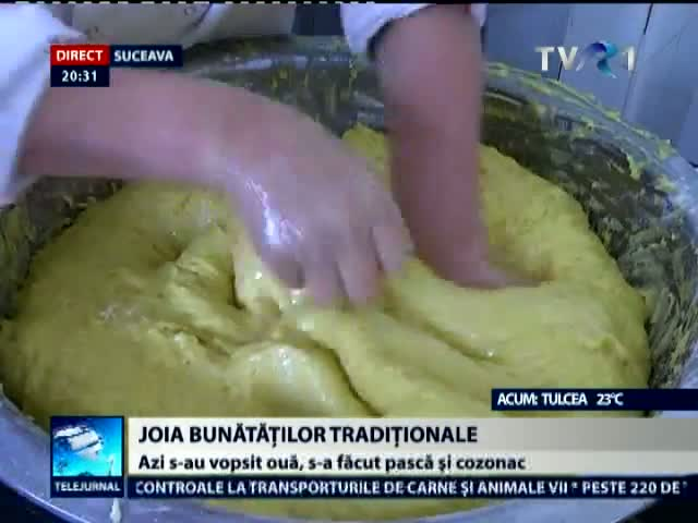 Joia bunatatilor traditionale