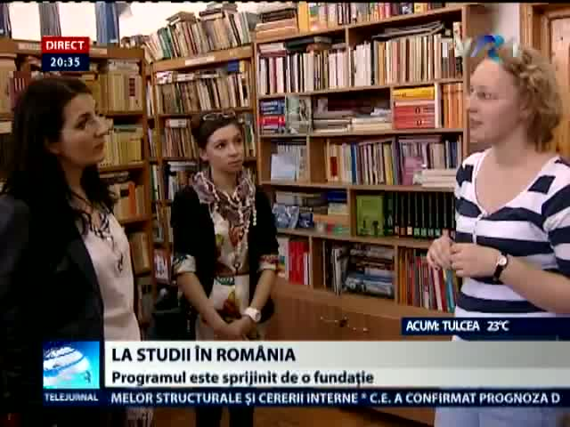 La studii in Romania