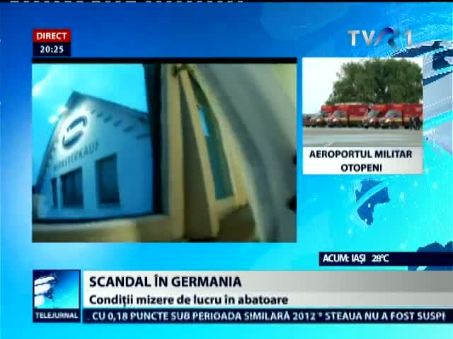 Scandal in Germania