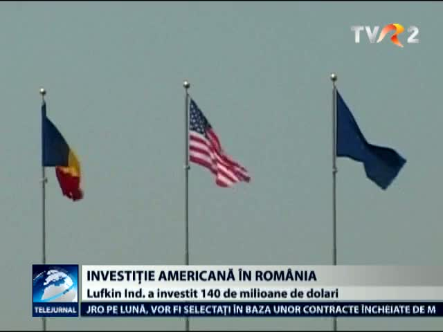 Investitie americana in Romania
