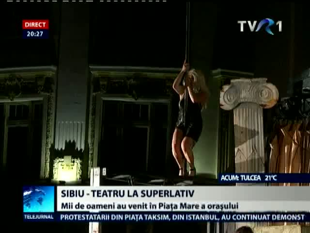 Teatru la superlativ