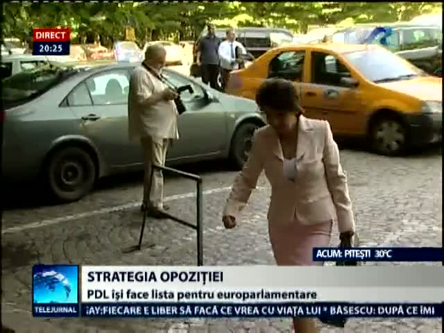 Strategia opozitiei