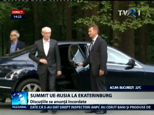 Summit Rusia UE