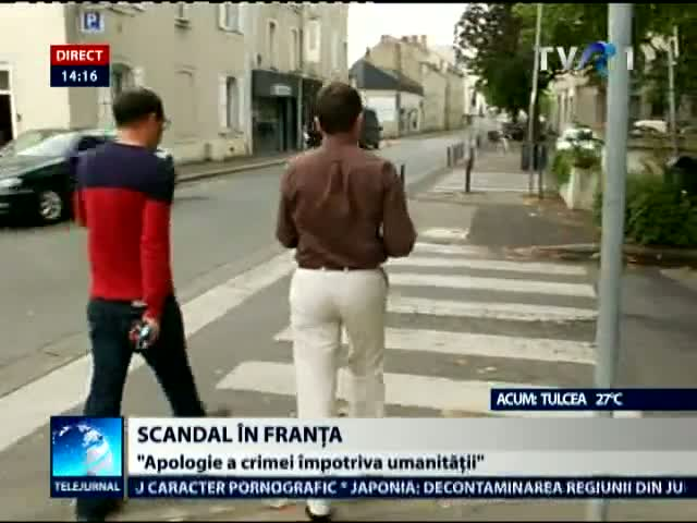 Scandal in Franta