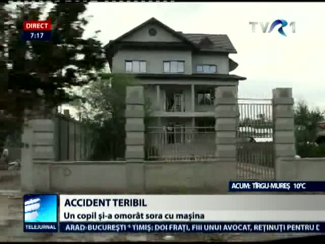 Accident teribil
