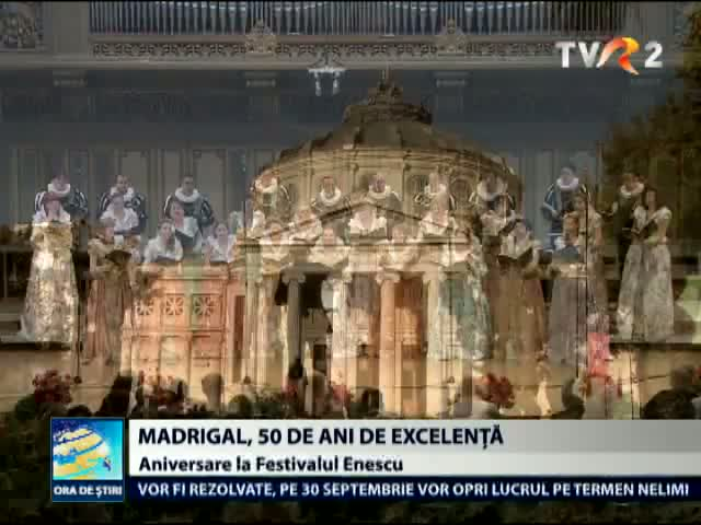 Madrigal la 50 de ani