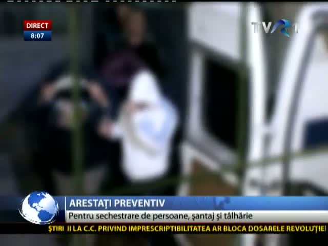 Arestati preventiv