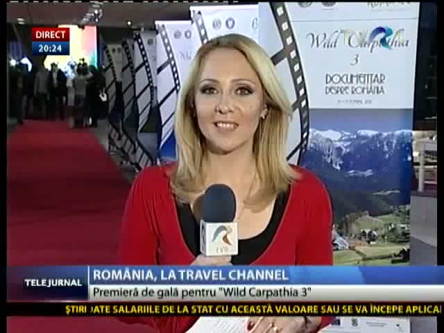 România, la Travel Channel