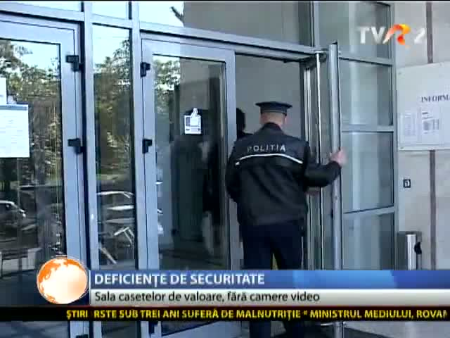 Deficiențe de securitate