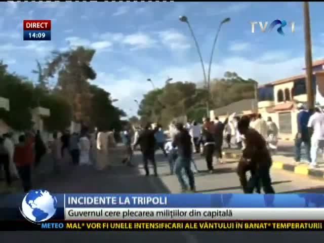 Incidente la Tripoli