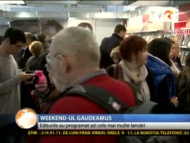 Week-end-ul Gaudeamus